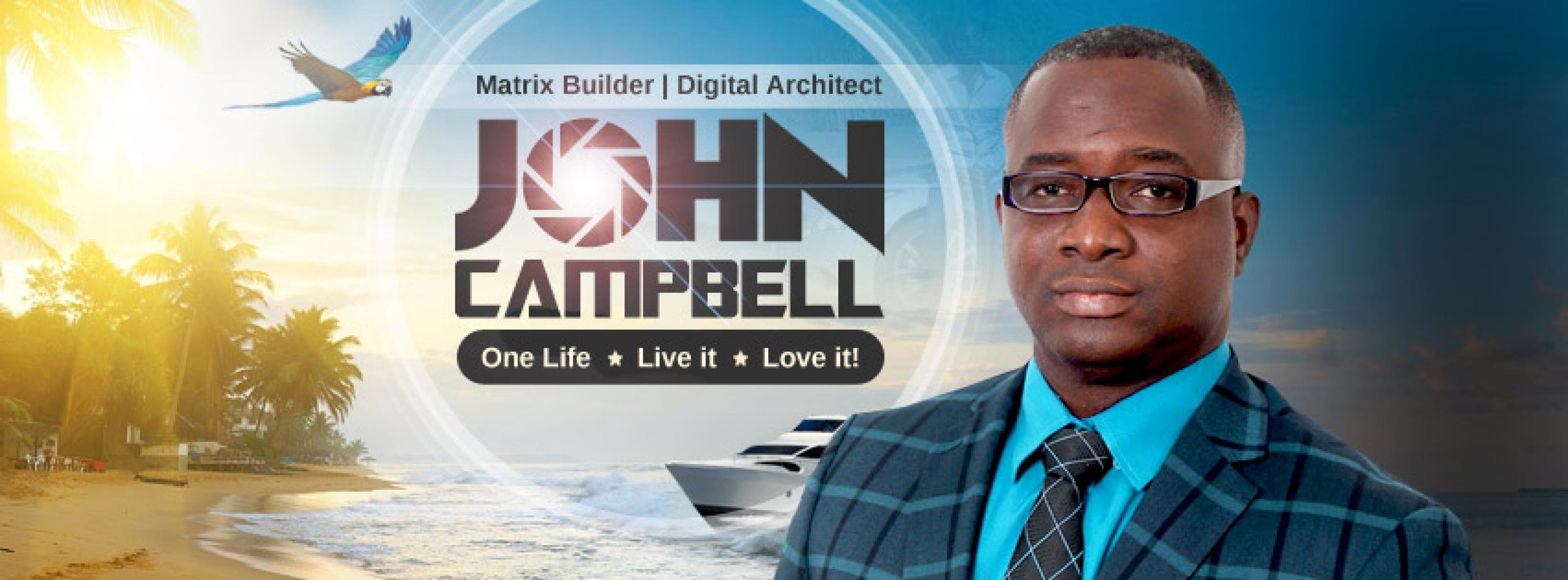 John Campbell cover photo