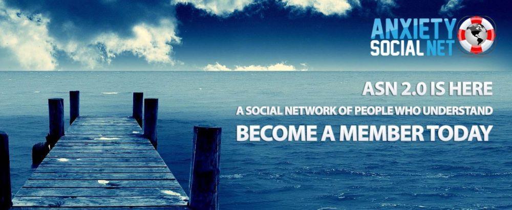 Anxiety Social Net