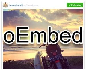 PeepSo 1.2.0 Has Native WordPress oEmbed Support