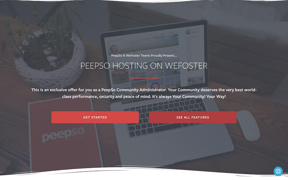 wefoster Website