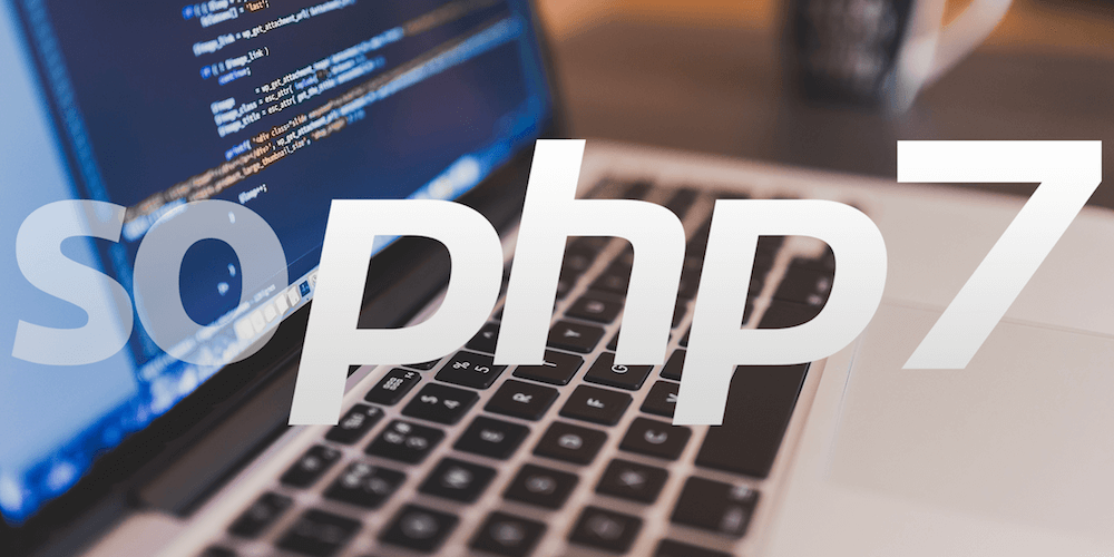 so php7