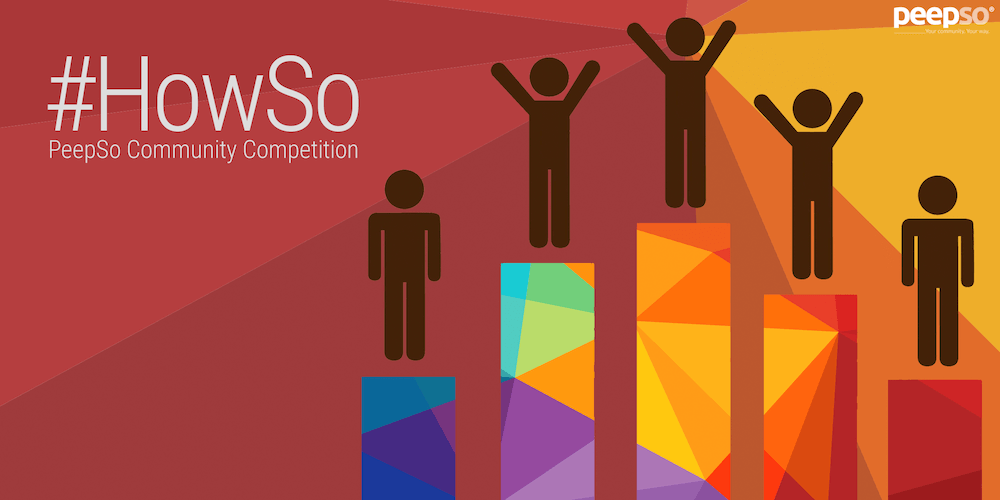 HowSo PeepSo Community Competition