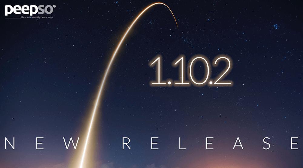 PeepSo 1.10.2 Release