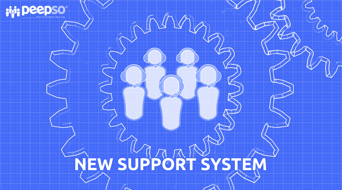 New Support System