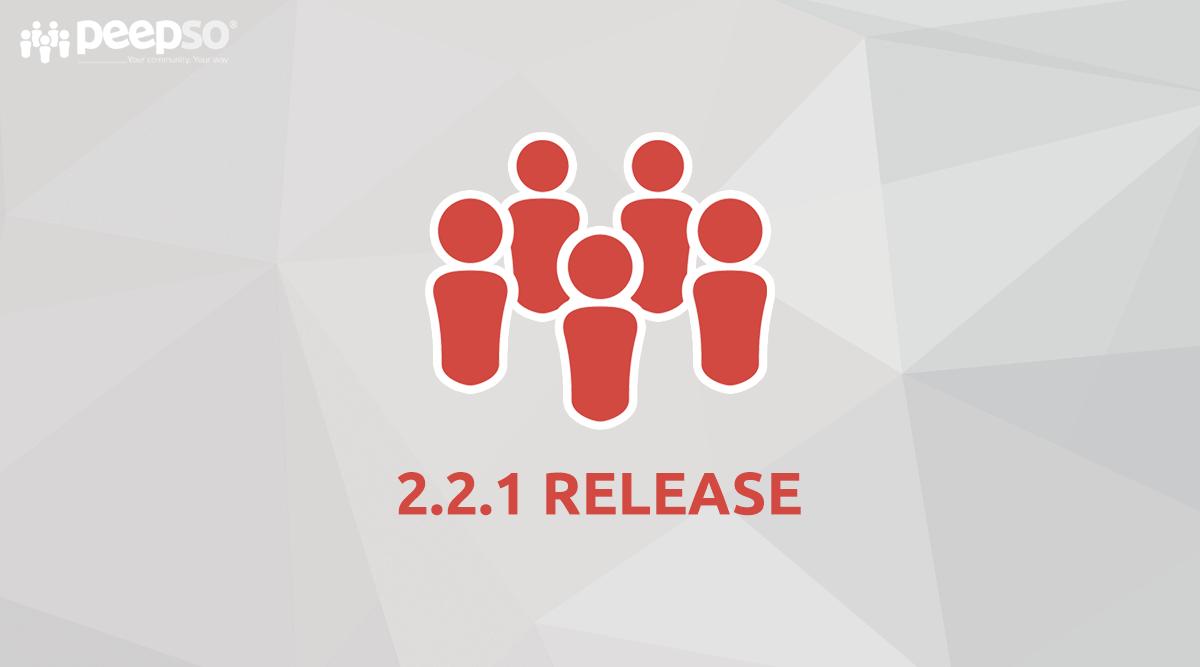 PeepSo 2.2.1