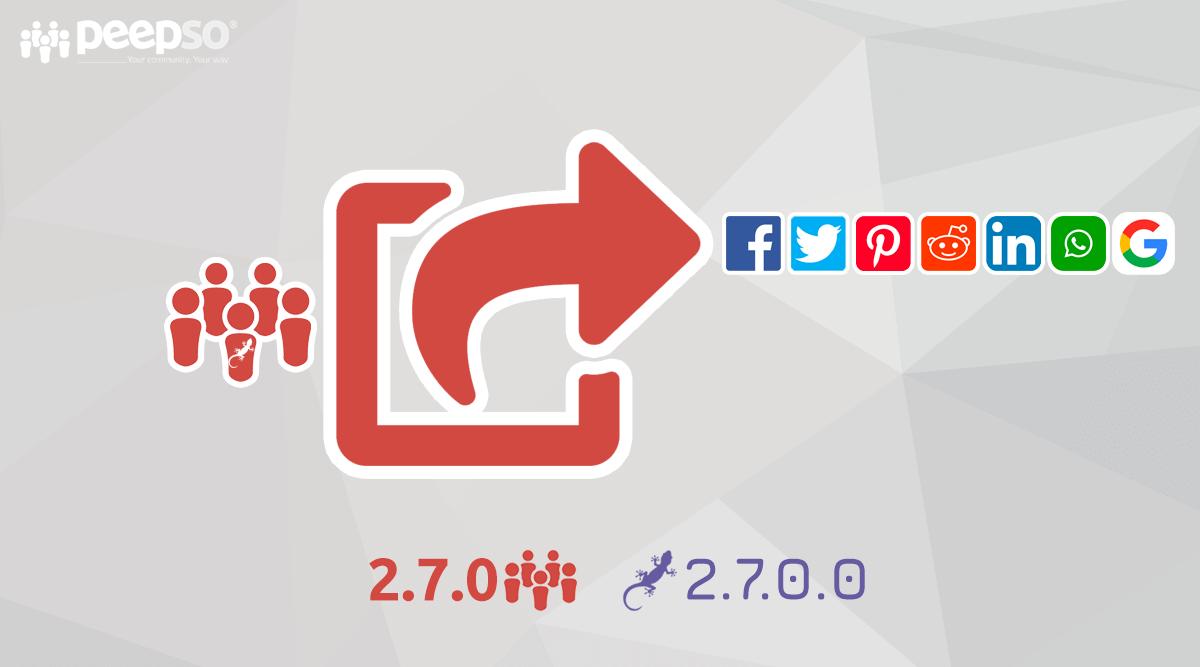 PeepSo 2.7.0