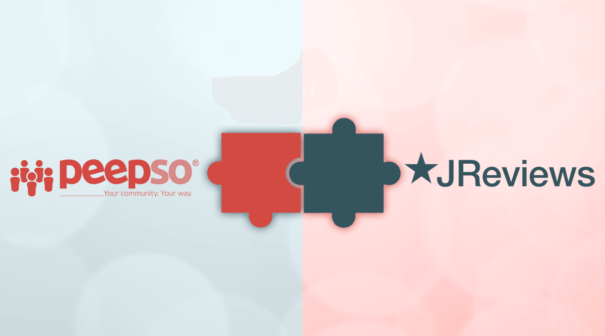 JReviews Integration with PeepSo