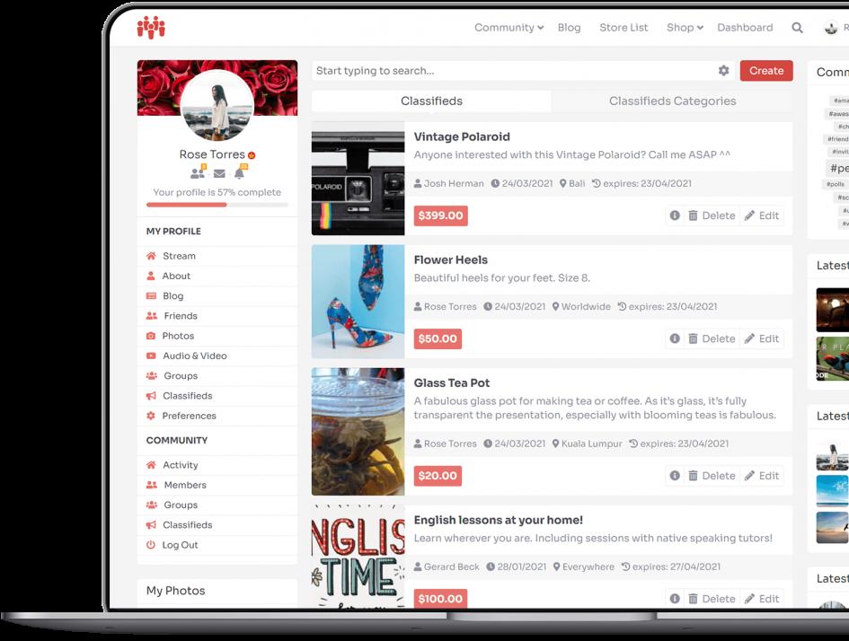 WP Adverts Integration